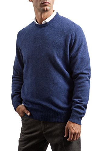 mens-100-lambswool-plain-crew-neck-sweater-made-in-scotland-rhapsody-xx-large
