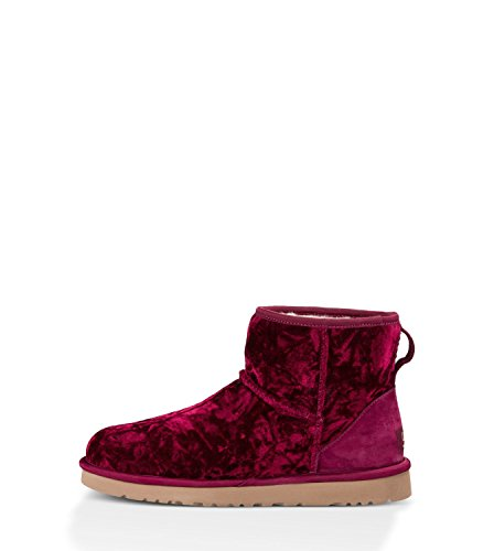 ugg classic mini burgundy wine