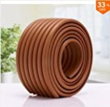 Hitommy Electric Unicycle Bumper Strip Protective Strip Accessories - Wood