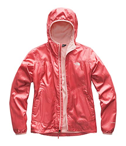 (The North Face Women's Pitaya 2 Hoodie, Spiced Coral/Pink Salt, Size XS)