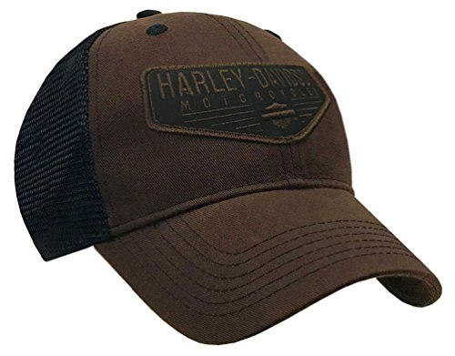 Harley Davidson Renowned Baseball Washed BCC21139