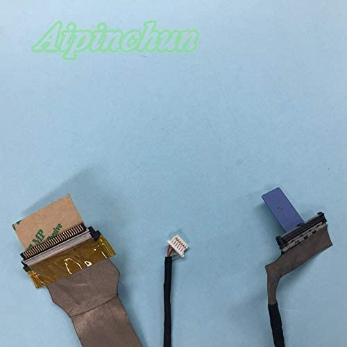 Computer Cables Aipinchun VM9 Cable for Dell Vostro A840 PP37L A860 Laptop LCD Flex Video Cable P//N:DD0VM9LC003 DP//N:0J986H Cable Length: Other