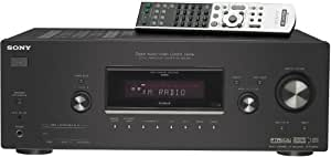Sony STR-DG600 7.1 Channel Home Theater Receiver with XM Connect-and-Play (Discontinued by Manufacturer)