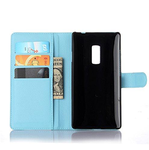 Funda Libro para OnePlus 2,Manyip Suave PU Leather Cuero Con Flip Cover, Cierre Magnético, Función de Soporte,Billetera Case con Tapa para Tarjetas G