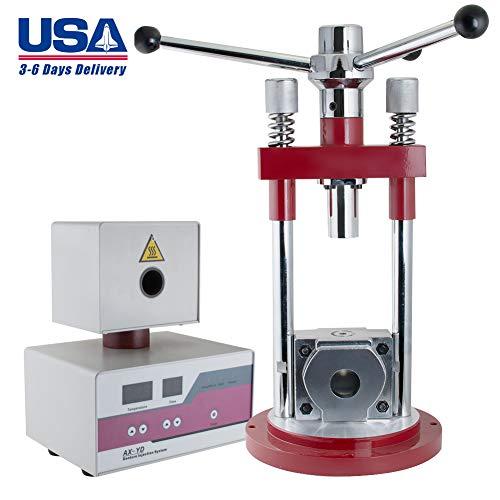 zinnor Dental Flexible Denture Machine Dentistry Injection System Lab Equipment 110V, US Shipping