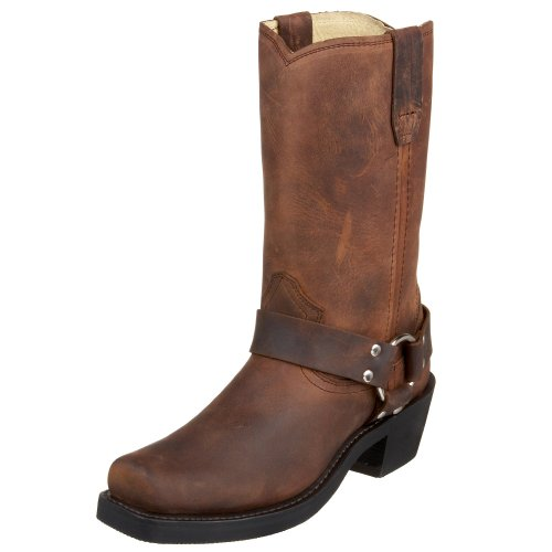 Ladies Harness Boots - 4