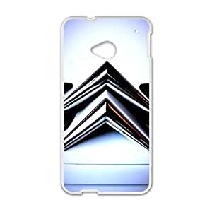 DAZHAHUI Citroen sign fashion cell phone case for HTC One M7