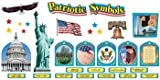 Bb Set Patriotic Symbols by Trend Educational Products