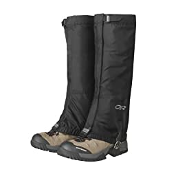 Outdoor Research Men\'s Rocky Mountain High Gaiter Black X-Large