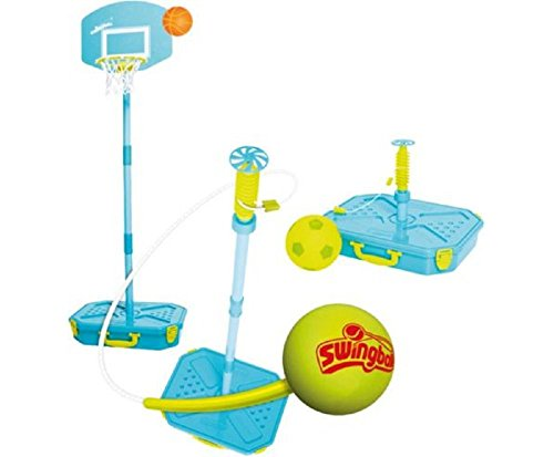 "National Sporting Goods Swingball 3-in-1 Set, Item height: 43"" by National Sporting Goods"
