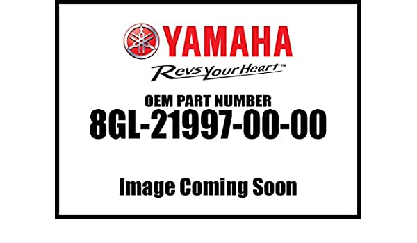 PATCH 10 Yamaha 8GL-21997-00-00