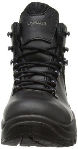 Lowa S3 Nero Black Mid Stivale Work Boot Leandro Unisex schwarz rAcA1gHpa