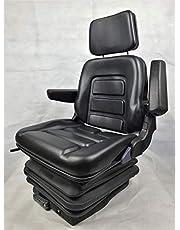 Gorilla Tractorstoel, sleepstoel, graafmachinestoel, stapelstoel, bestuurdersstoel, basic, ECO PVC