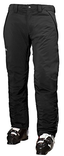 Helly Hansen Men's Velocity Insulated Pants, Black, Small by Helly Hansen