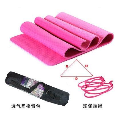 YOOMAT Geruchlos TPE-Yoga-Matten-6/8Mm Stretch Breite Starke Yoga-Matte Fitness Mat Mehr Blankets161688