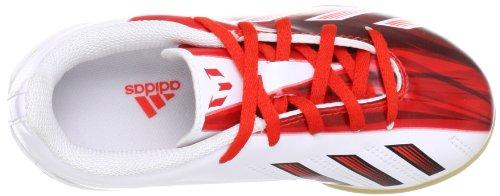 adidas PerformanceF5 IN J - Zapatillas de Fútbol Entrenamiento  Niños blanco/negro