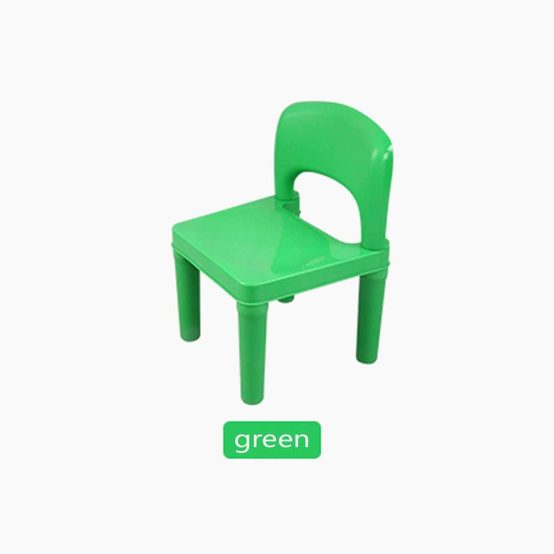 yuboo Kid's Chair (3 Color) (Green)