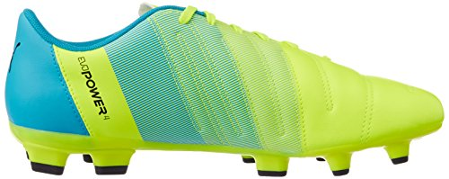 3 Safety Black Puma Chaussures Atomic Multicolore Blue Football Yellow 4 FG Evopower Homme de qPfwEfzgx