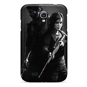 Samsung Galaxy S4 JRL18078XnrE Custom HD The Last Of Us Video Game Pictures Shock-Absorbing Hard Phone Covers -EricHowe