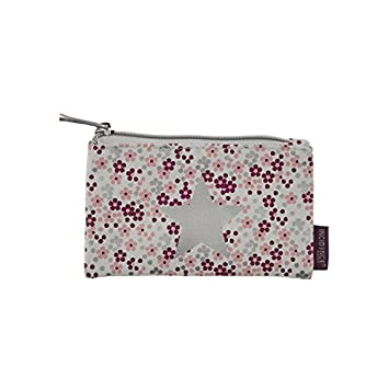Incidence Paris Monedero, Estampado (Blanco) - 61929: Amazon ...