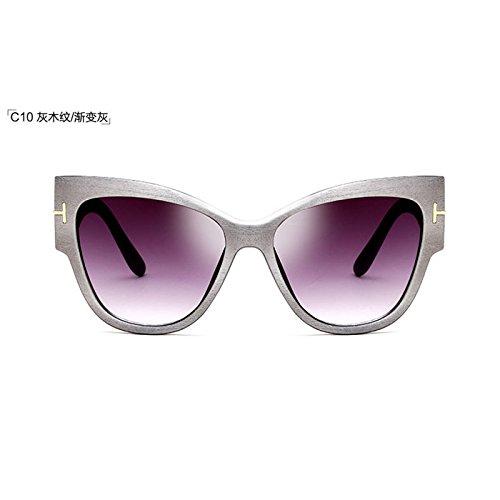 Gafas C De 4 Ojo Personalidad zhenghao Xue Gato De 6 De c 4qwgfxt