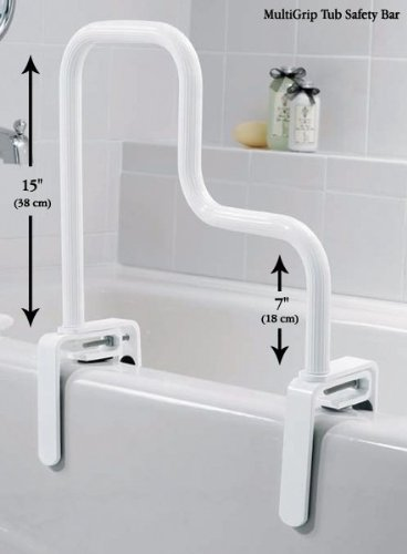 Multi Grip Tub Safety Bar (Sold in one (North Safety Grip)