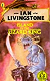Island of the Lizard King: Fighting Fantasy Gamebook 7 (Puffin Adventure Gamebooks)