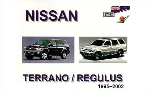 download manual nissan terrano vg30e