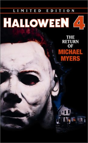 Halloween 4 - The Return of Michael Myers - Limited Edition Tin