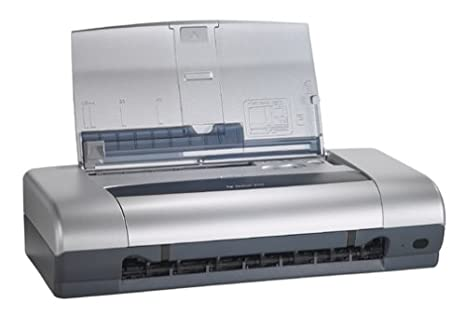 Amazon.com: HP DeskJet 450wbt Mobile Printer with Bluetooth ...