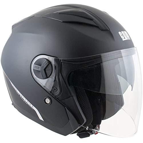 Cgm 130a-clv-01Daytona Helmet, Matt Black