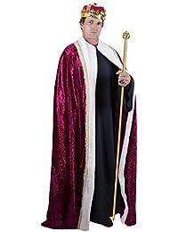 Halloween Costumes - King's Regal Robe Costume