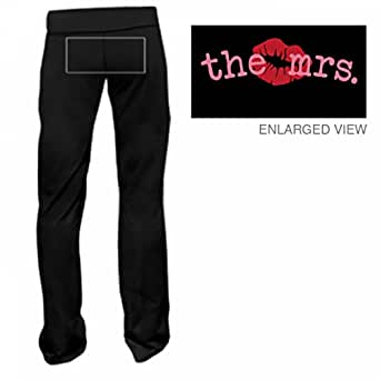 The Mrs: Junior Fit Fitness Pants