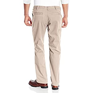 Carhartt Men's Relaxed Fit Cleaning Khaki Pant-Light-Back