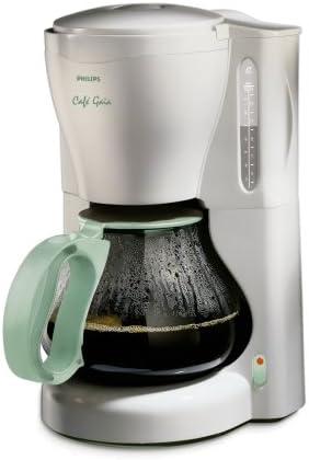 Philips HD 7500 Cafe Gaia filtro cafetera eléctrica: Amazon.es: Hogar