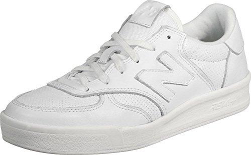 in sneakers pelle Balance donna New 300 bianca da zXwqE1