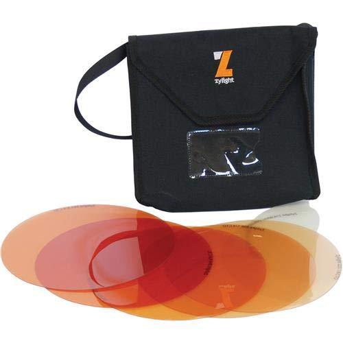 Zylight Hard Gel Filter Kit for F8 LED Fresnel by Zylight (Image #2)
