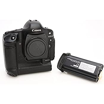 Canon EOS-1D 4.15MP Digital SLR Camera (Body Only)