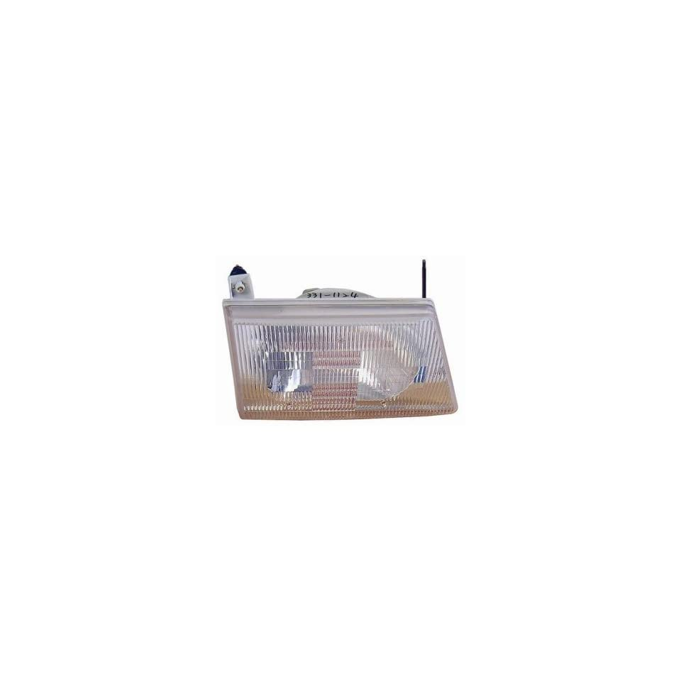 FORD ECONOLINE VAN 97 02 HeadLight Assembly Driver Side