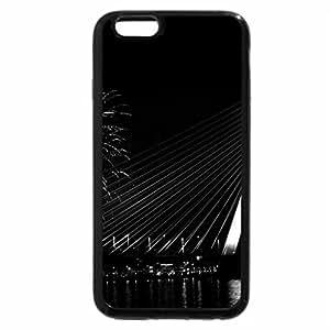 iPhone 6S Case, iPhone 6 Case (Black & White) - Erasmusbridge