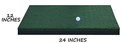 Commercial Pro 1'X2' Golf Hitting Strip