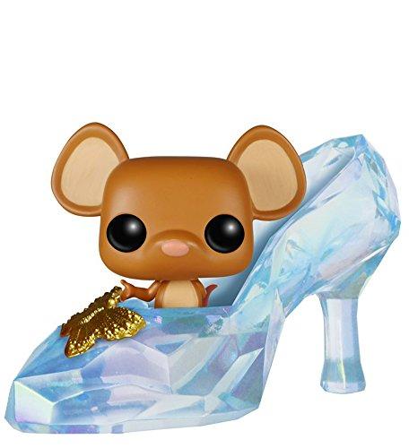 Disney Cinderella Slippers (Funko POP Disney: Cinderella (Live Action) - Slipper Vinyl Figure)