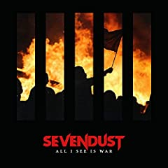Sevendust Dirty cover