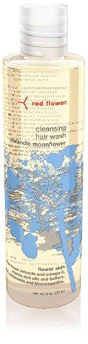 Red Flower Icelandic Moonflower Cleansing Hair Wash,8 oz