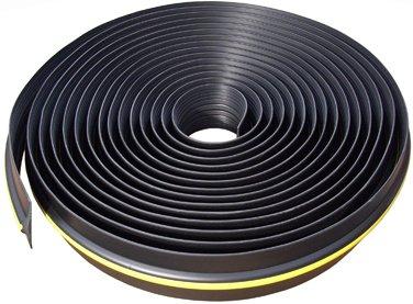 Weather Stop 15mm (High) Garage Door Floor Seal Trade Coil (15m)