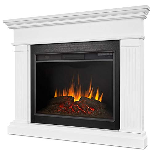 Real Flame Kennedy Grand Corner Electric Fireplace ()