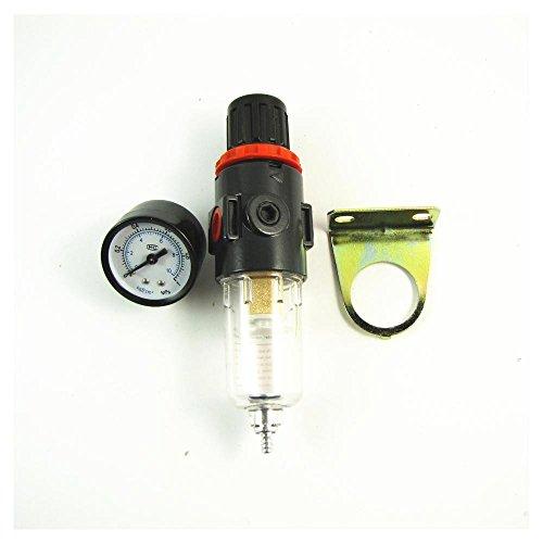 1.5Mpa 1//4 R/égulateur de pression dair pi/ège de s/éparation huile eau Filtre Airbrush compresseur