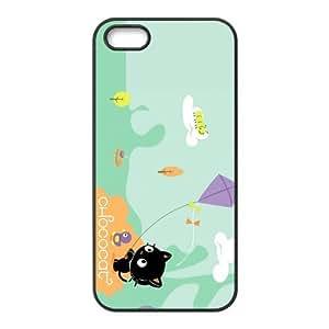 Custom Chococat Back Cover Case for iphone5,5S JN5S-095