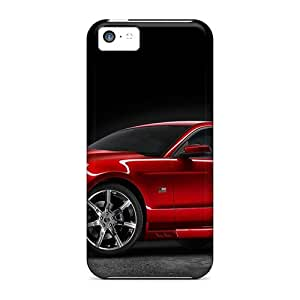 New Premium Michaelphones99 2010 Saleen Ford Mustang Skin Cases Covers Excellent Fitted For Iphone 5c