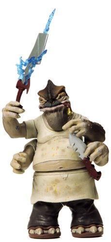 Star Wars 84866 Dexter Jettster Coruscant Informant Action Figure - Attack of the Clones